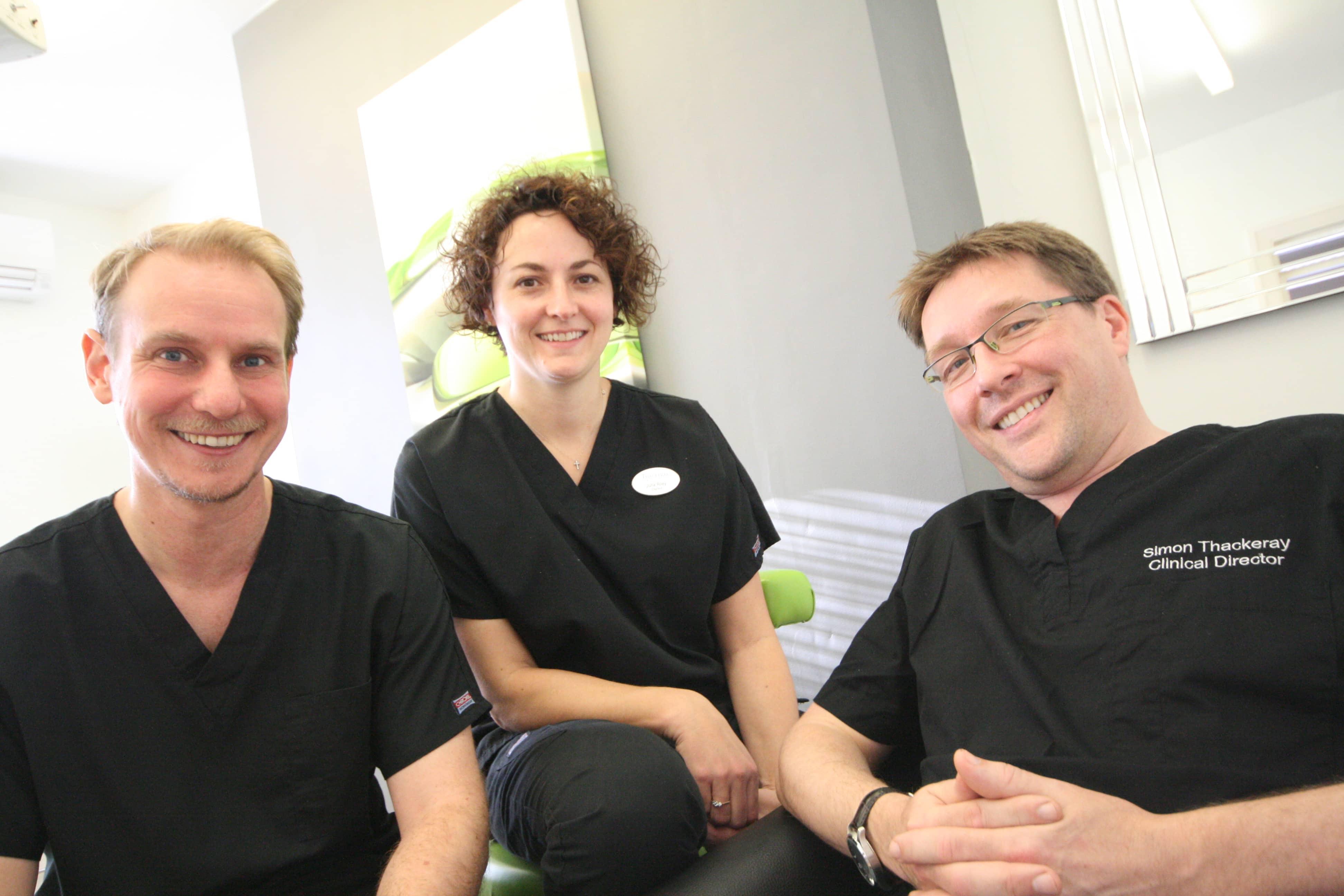 thackeray dental care dentists mansfield