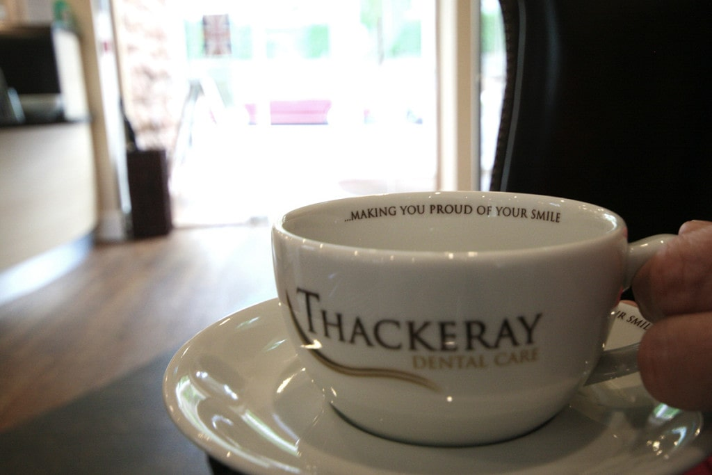 thackeray coffee cup mansfield