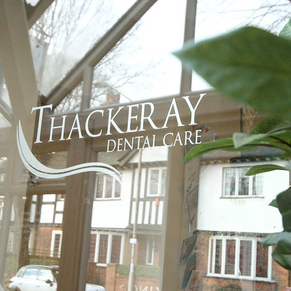 thackeray dental insurance payment plan