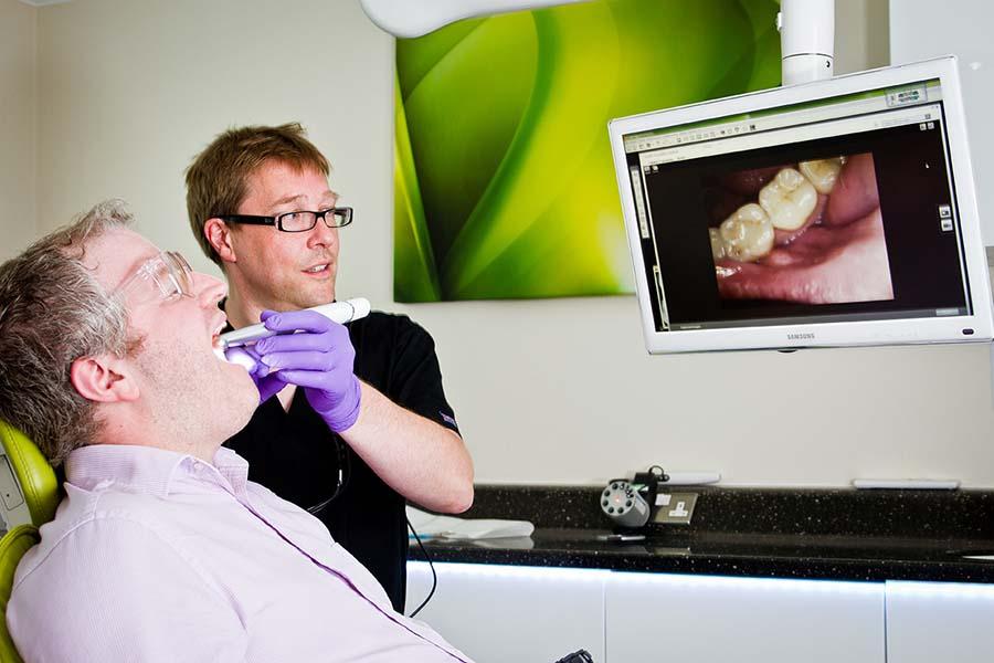 mansfield dentist nottinghamshire