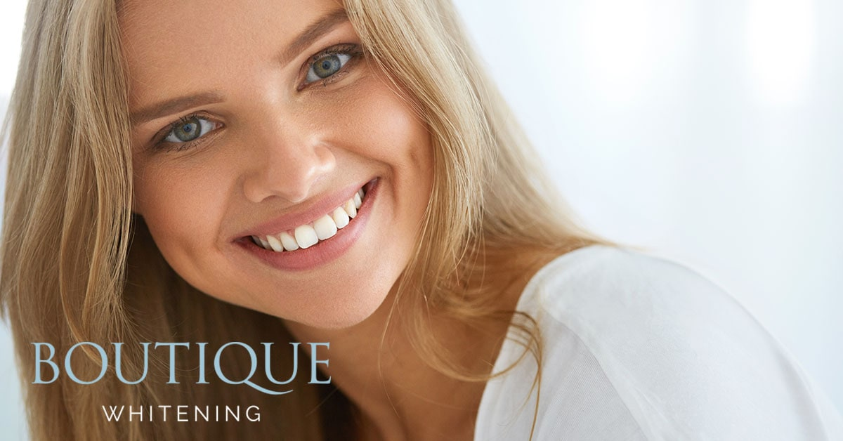 boutique teeth whitening treatment in mansfield