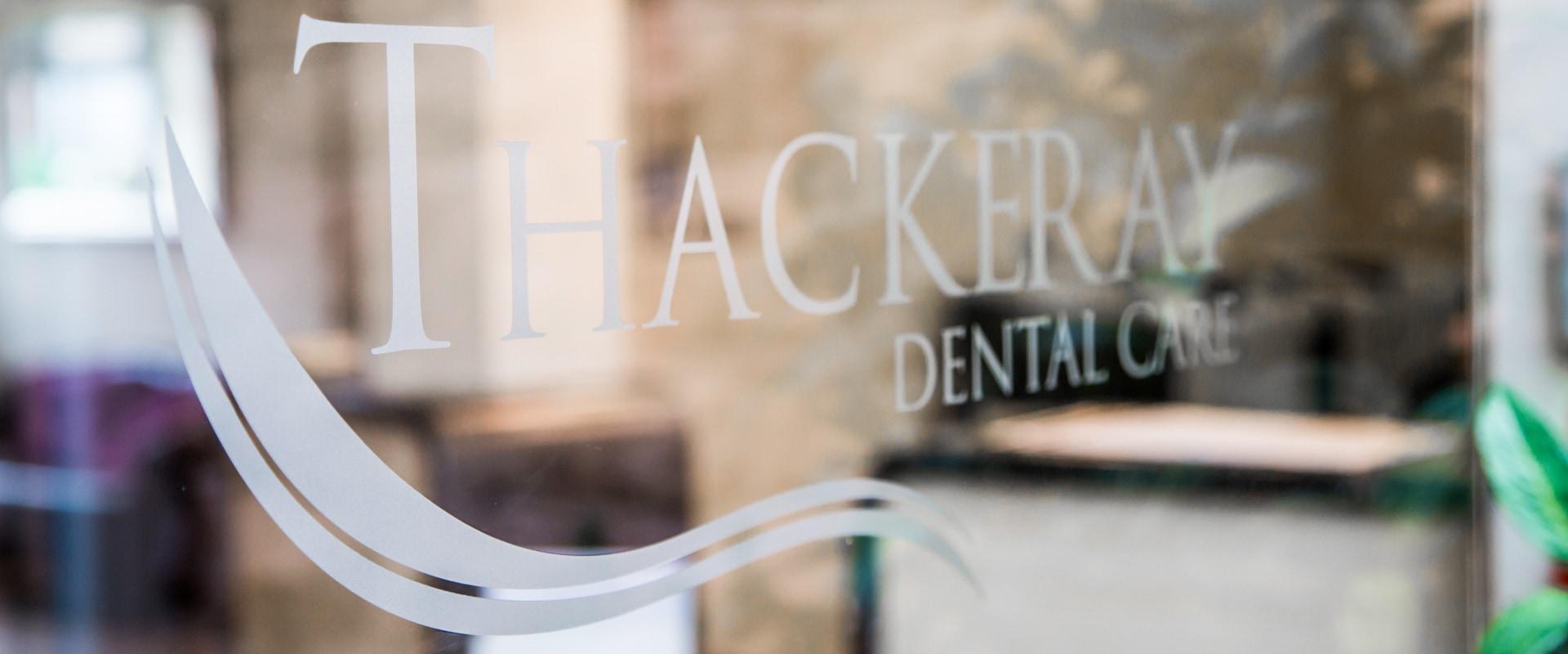 thackeray dentist team